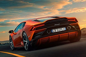 Kikerülhet a V10-es motor a következő Lamborghini Huracánból