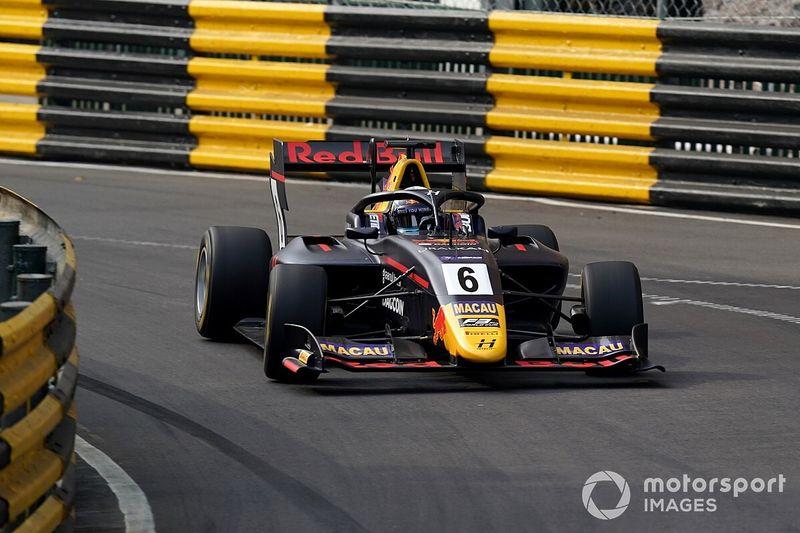 Macau GP, F3: pole da urlo per Juri Vips, Shwartzman secondo
