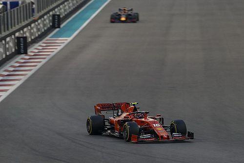 Zbyt wolne Ferrari