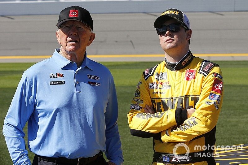 Erik Jones has 'no intention' of leaving Joe Gibbs Racing