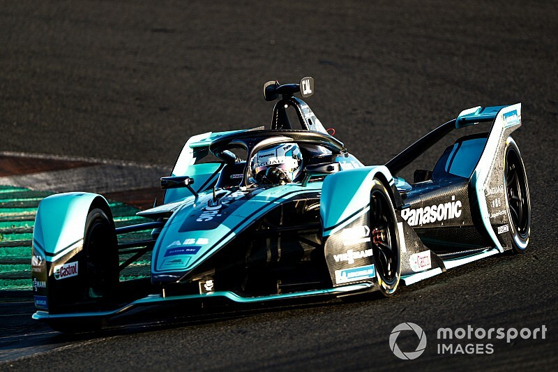 "Calado: Single-seater absence makes ""no difference"" in FE"