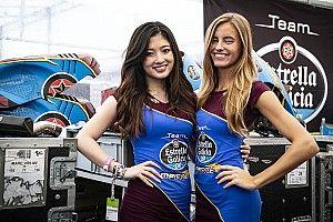 Лучшие девушки уик-энда: грид-герлз этапа MotoGP в Японии