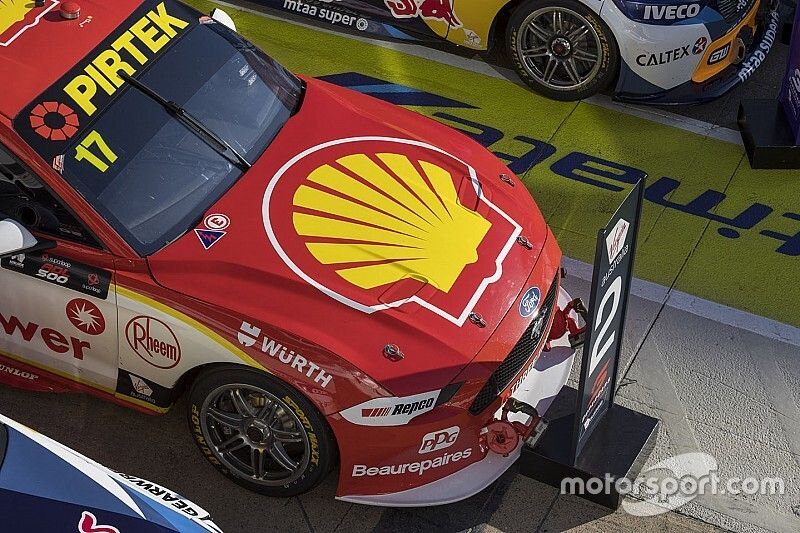 Supercars to launch new live TV show