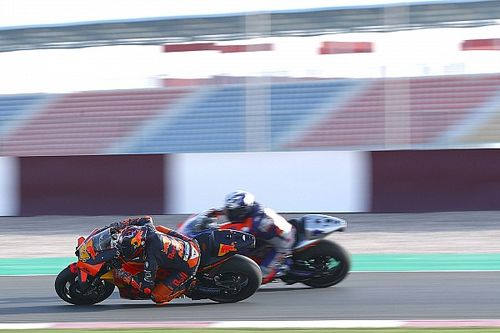 Así te contamos en directo el segundo día del test de MotoGP en Qatar