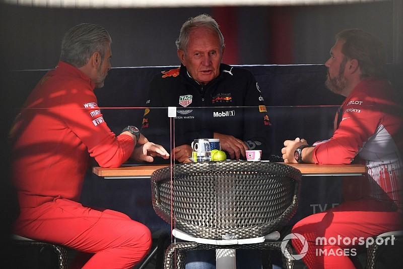 Марко: Топливо Ferrari пахнет не грейпфрутом, а клубникой