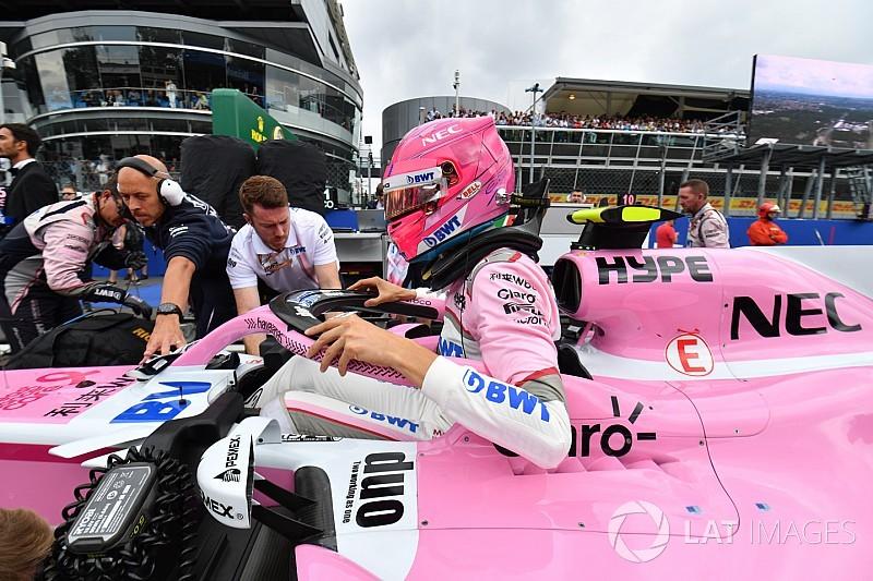 A McLaren szerint negatív, hogy a Mercedes menedzseli Ocont