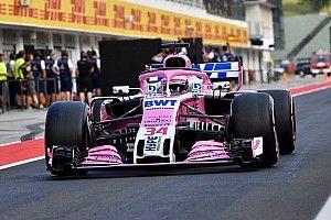 Pérez ne devrait pas quitter Force India