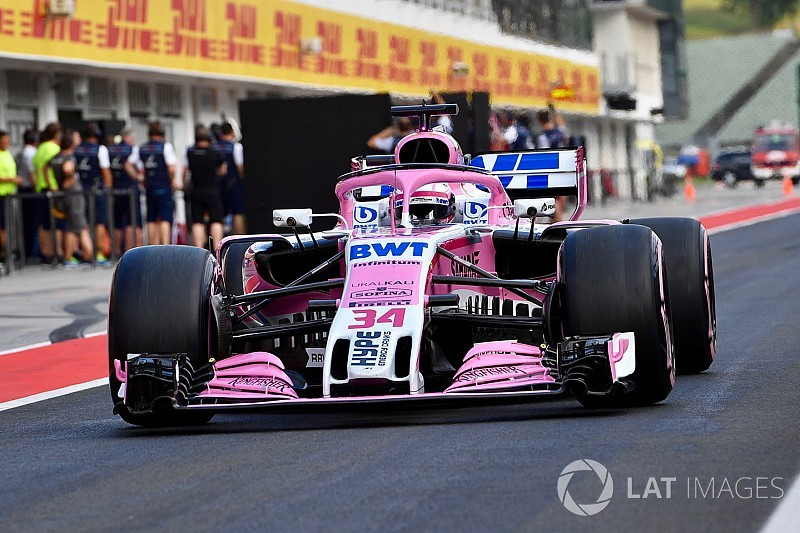 Force India craignait de subir le même sort que Caterham et Manor