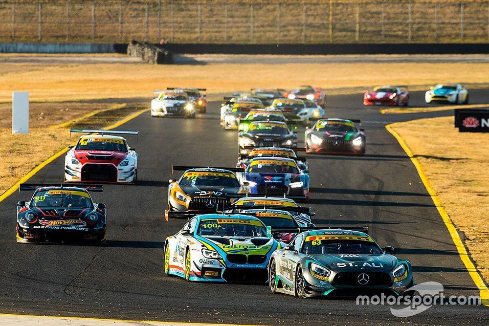 SRO, Australian GT deal confirmed