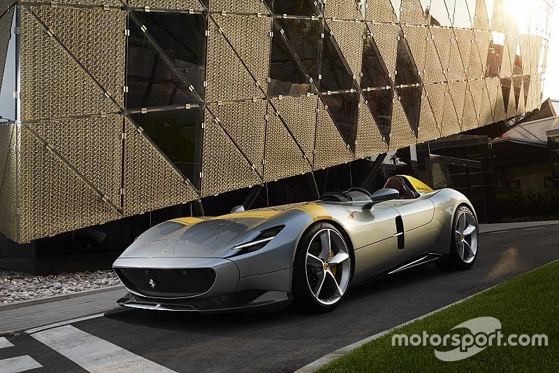 Ferrari Monza SP1 premiata a Monaco di Baviera con l'iF Design Awards 2019