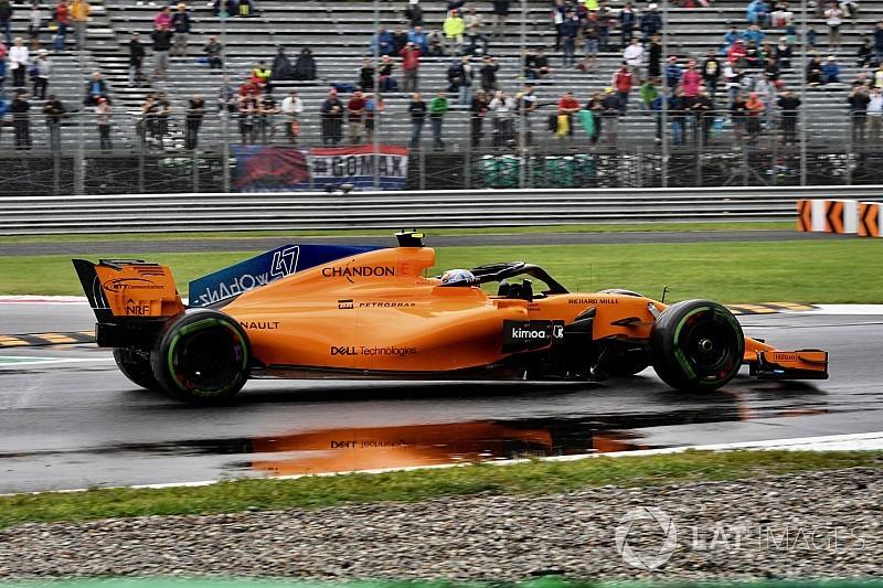 Norris, McLaren ile tekrar sürüş yapmak istiyor