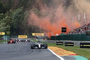 Live: Follow the Belgian Grand Prix as it happens