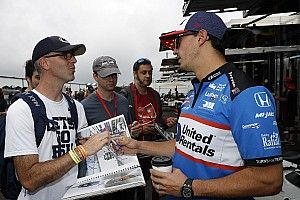 Rahal says IndyCar fans deserve raceday warm-up sessions