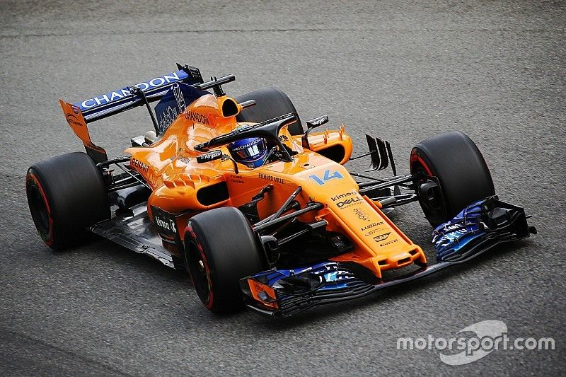 """McLaren expects no miracles with """"extremely poor"""" 2018 car"""