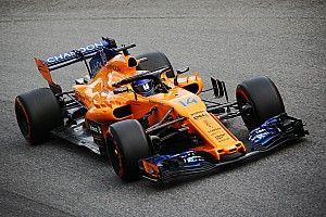 McLaren, aşırı zayıf 2018 aracıyla mucize beklemiyor