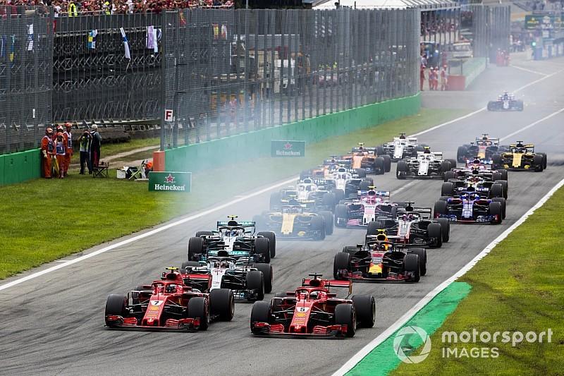 Formula 1 didesak kurangi downforce