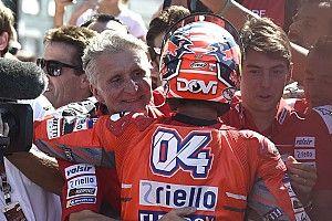 """Video, Ciabatti: """"Ducati ha Dovizioso, l'unico anti-Marquez"""""""