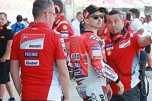 Honda ya tiene el equipo que acompañará a Jorge Lorenzo