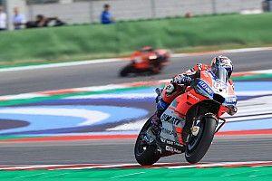 Ducati: Rätselraten trotz Doppelführung am Misano-Freitag