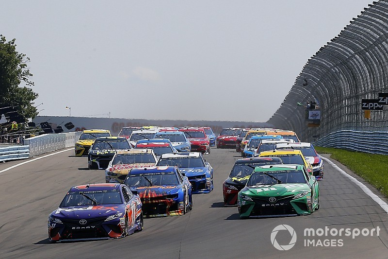 2019 Watkins Glen/Eldora NASCAR weekend schedules