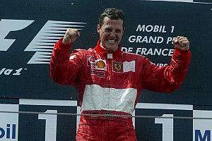 C'était un 21 juillet: Schumacher plie la saison 2002 à Magny-Cours