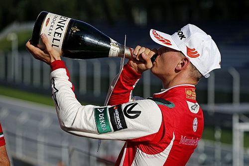 Schumacher: nagyon jól megy most, de csak magamra koncentrálok