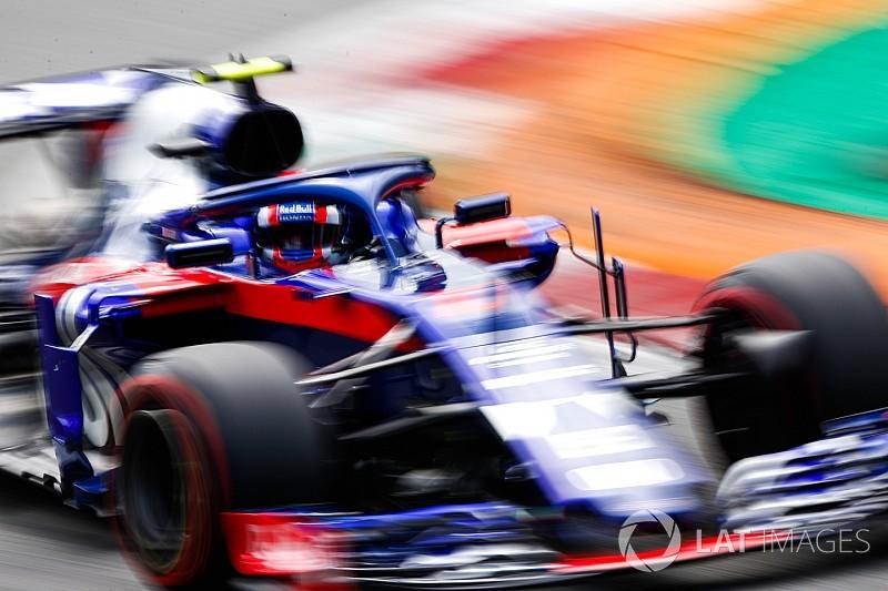 """A Toro Rosso-Honda erős eredménye a """"motorgyilkos"""" Monzában"""