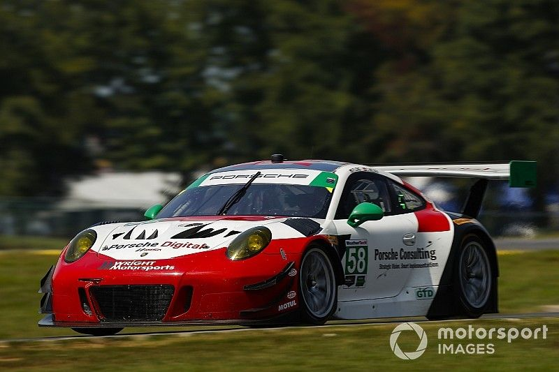 Wright Motorsports returns to Blancpain America