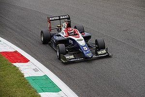 GP3 Monza: Piquet wint, Verschoor beleeft weinig plezier aan pole