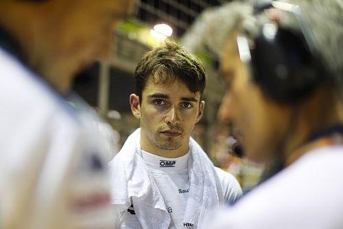 Leclerc: Hamilton, tecrübesiz pilotların başarılı olabileceğinin kanıtı