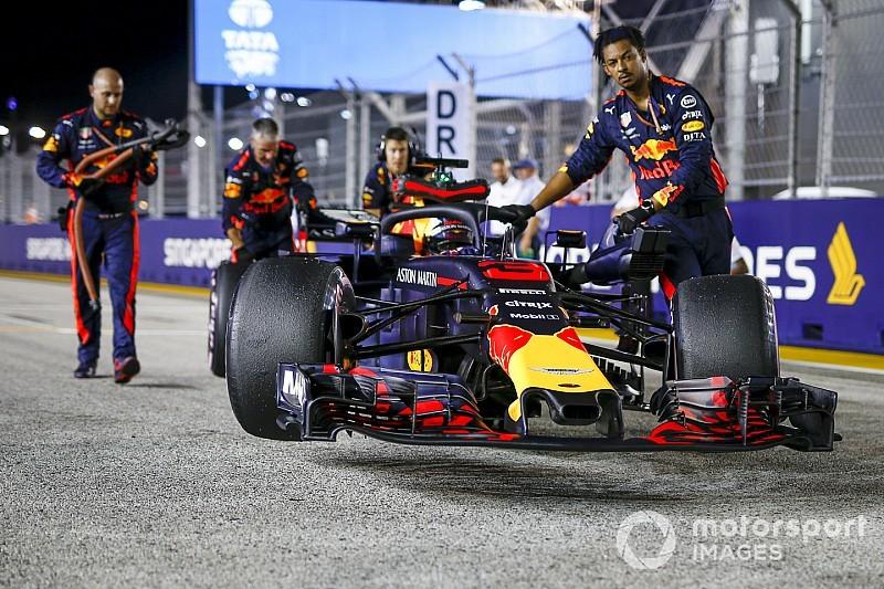 Red Bull pourrait revenir à la Spec B du moteur Renault en Russie