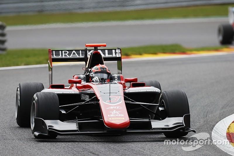 """جي بي 3: مازبين يتقدّم رباعية """"آرت"""" في السباق الثاني في سبا"""