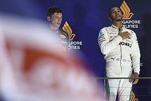 """Verstappen: Hamilton'ı """"yenilmez"""" yapan şey aracı"""