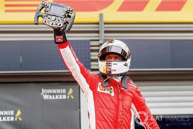 Estadísticas: Vettel supera a Prost