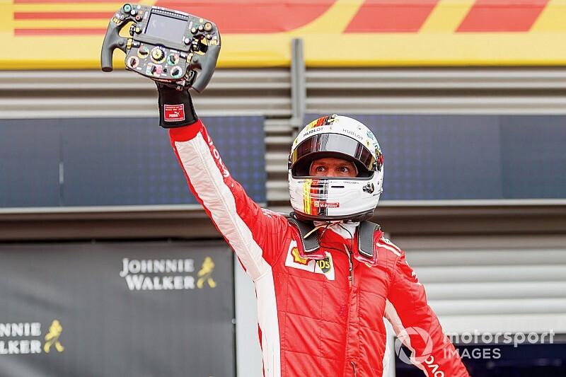 """Vettel: """"Único caminho para a Ferrari voltar ao topo é vencendo o campeonato"""""""