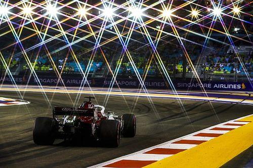 GP di Singapore LIVE, Qualifiche