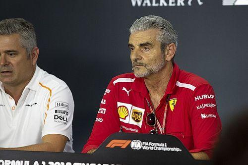 Ferrari: Még semmi sincs veszve, harcolni fogunk a végsőkig