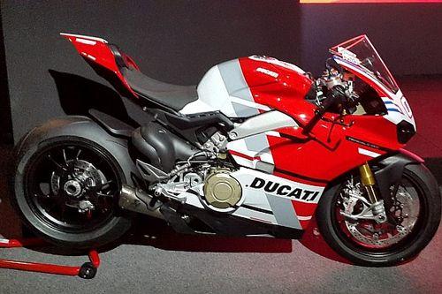 """La """"Race of Champions"""" è la grande novità del WDW 2018: i piloti della Ducati si sfideranno sulle Panigale V4"""