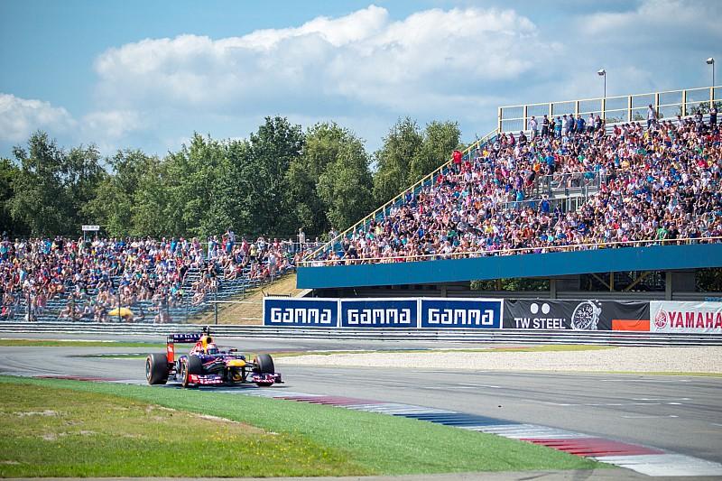 """""""Formule 1 past binnen aantal geluidsdagen TT Circuit Assen"""""""