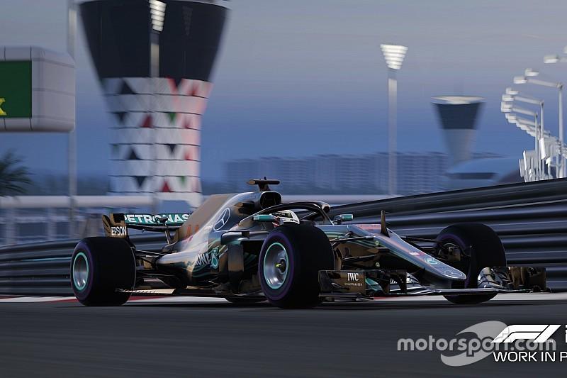 VIDEO: F1 2018 presenta un nuevo avance