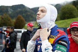 Шварцман впервые выиграл гонку Формулы 3