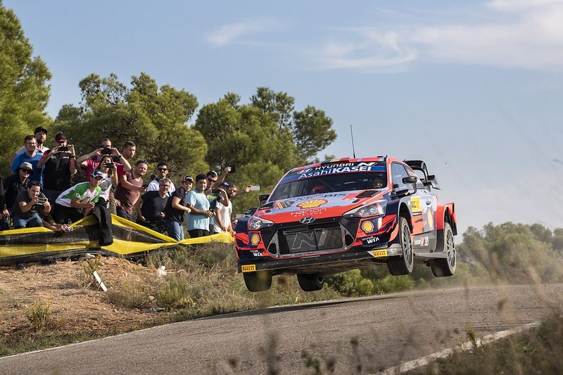 WRC Spain: The Good, The Bad and a Belgian masterclass