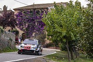 WRC points leader Ogier fined for traffic offence