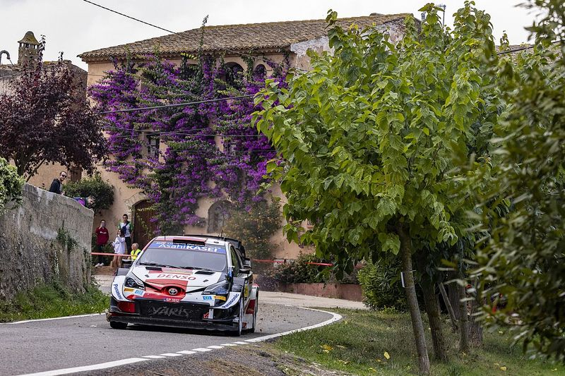 Demi Gelar Juara, Ogier Siap Manfaatkan Power Stage Reli Monza