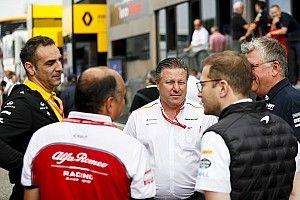Brown: Sonraki F1 patronu, sporun dışından biri olmalı