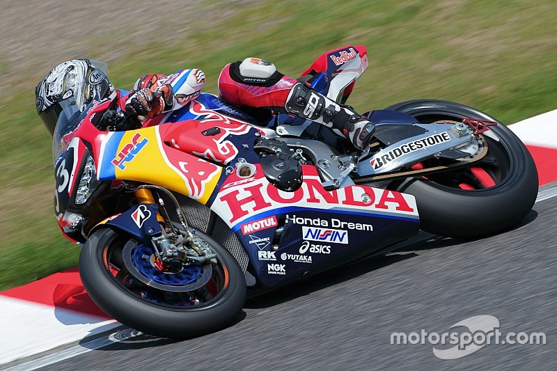 "Kiyonari ""messed up"" Honda's Suzuka 8 hours pole bid"