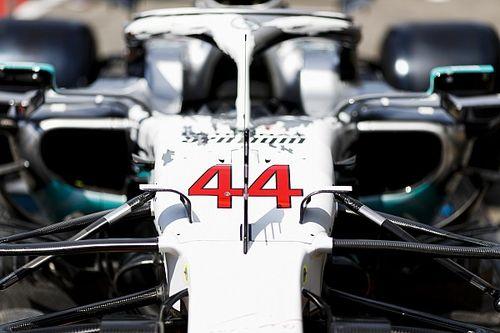 Tech analyse: Mercedes met grote update naar GP van Duitsland