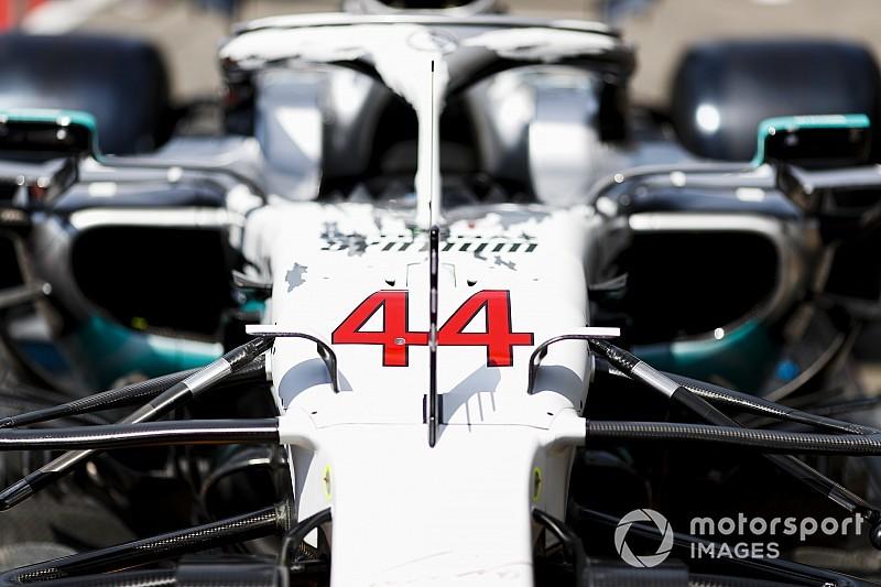 Mercedes lüftet Geheimnis: So sieht die Gedenk-Lackierung aus!
