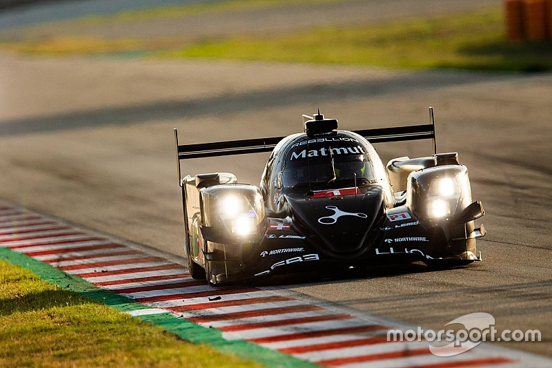 Rebellion supera a Toyota en la 1° práctica