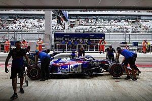 Квят пропустит квалификацию Гран При России